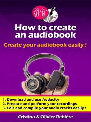 cover image of How to create an audio book