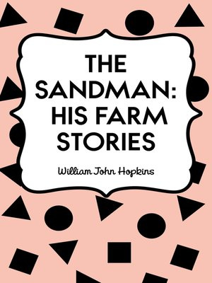 cover image of The Sandman: His Farm Stories