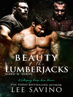 cover image of Beauty and the Lumberjacks