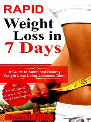 cover image of Rapid Weight Loss in 7 Days