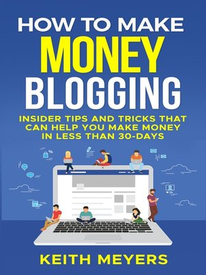 cover image of How To Make Money Blogging