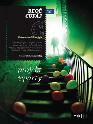 cover image of projekt@party