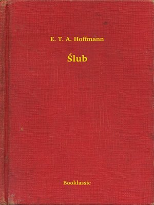 cover image of Ślub