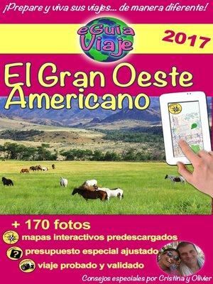 cover image of eGuía Viaje: El Gran Oeste Americano