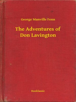 cover image of The Adventures of Don Lavington