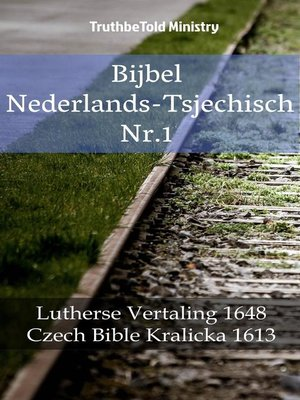 cover image of Bijbel Nederlands-Tsjechisch Nr.1