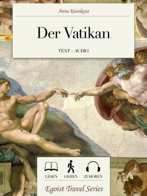 cover image of Der Vatican