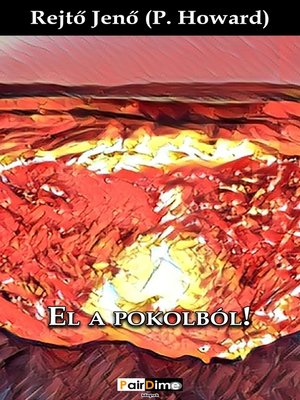 cover image of El a pokolból!