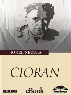 cover image of Cioran