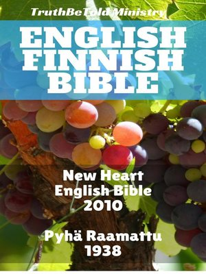 cover image of English Finnish Bible