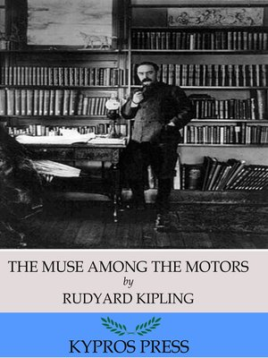cover image of The Muse Among the Motors