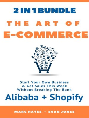 cover image of The Art of E-Commerce (2 In 1 Bundle)