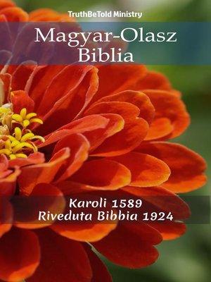 cover image of Magyar-Olasz Biblia