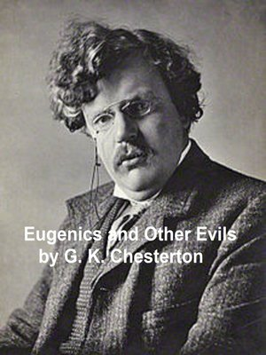 cover image of Eugenics and Other Evils