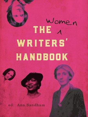 cover image of The Women Writers Handbook 2020