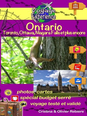 cover image of Ontario