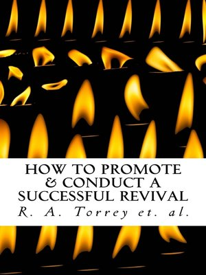 cover image of How to Promote & Conduct a Successful Revival