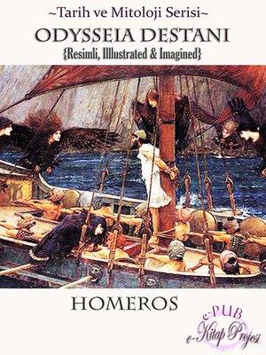 cover image of Odysseia Destanı