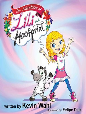 cover image of The Adventures of LiLi and Hoofprint