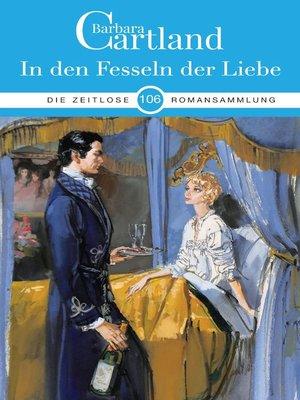 cover image of In den Fesseln der Liebe