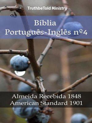 cover image of Bíblia Português-Inglês nº4
