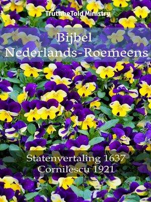 cover image of Bijbel Nederlands-Roemeens