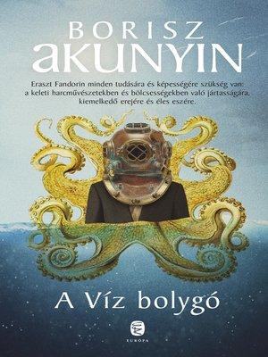 cover image of A Víz bolygó
