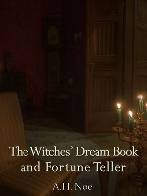 cover image of The Witches' Dream Book and Fortune Teller