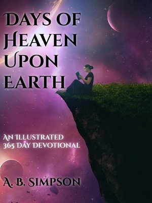 cover image of Days of Heaven Upon Earth