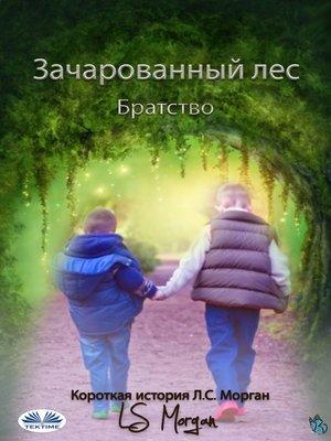 cover image of Зачарованный Лес