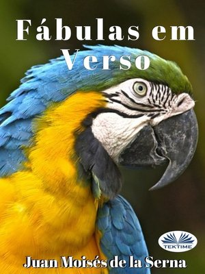 cover image of Fábulas Em Verso