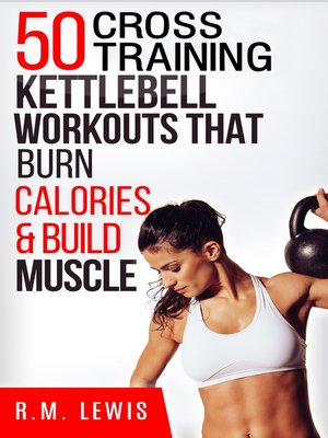 cover image of The Top 50 Kettlebell Cross Training Workouts That Burn Calories & Build Muscle