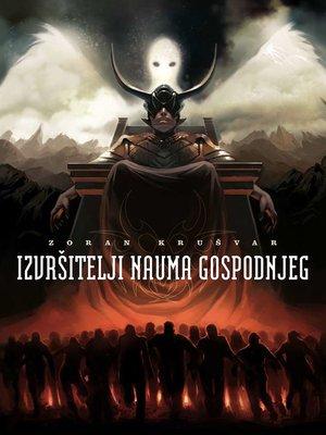 cover image of Izvršitelji nauma Gospodnjeg