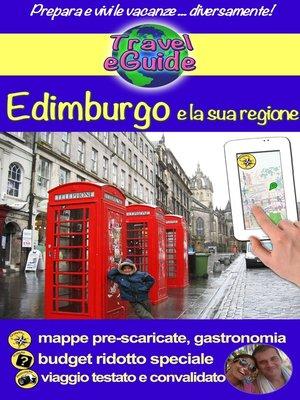 cover image of Edimburgo e la sua regione