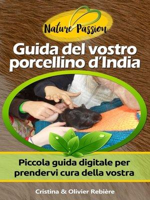 cover image of Guida del vostro porcellino d'India