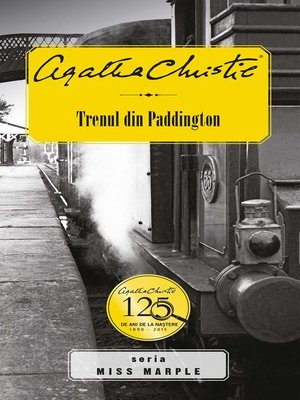 cover image of Trenul din Paddington