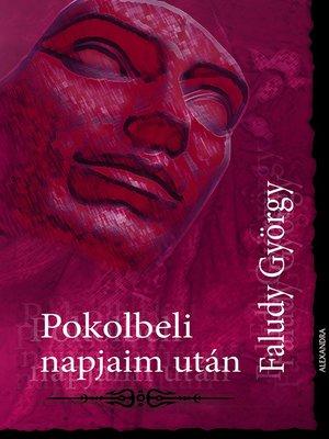 cover image of Pokolbeli napjaim után