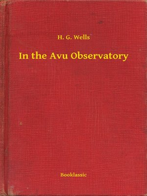cover image of In the Avu Observatory