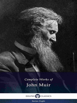 cover image of Delphi Complete Works of John Muir