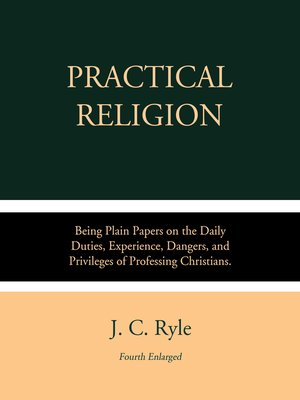 cover image of Practical Religion