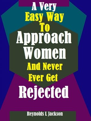 cover image of A Very Easy Way to Approach Women and Never Ever Get Rejected