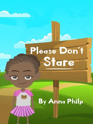 cover image of Please Dont Stare