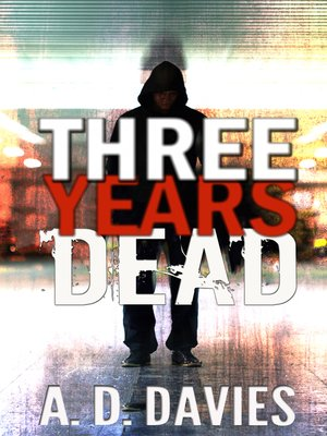 cover image of Three Years Dead