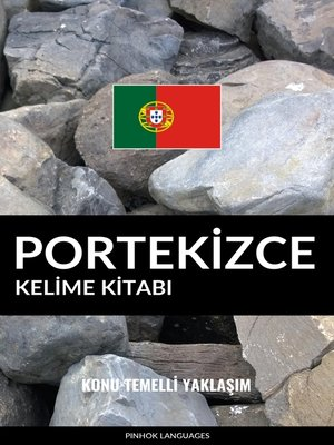 cover image of Portekizce Kelime Kitabı