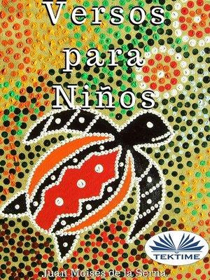 cover image of Versos Para Niños