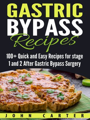 cover image of Gastric Bypass Cookbook