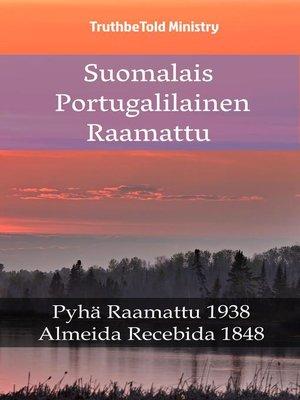 cover image of Suomalais Portugalilainen Raamattu