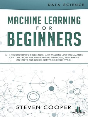 cover image of Machine Learning for Beginners