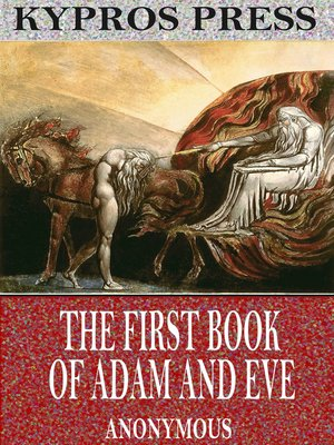 cover image of The First Book of Adam and Eve