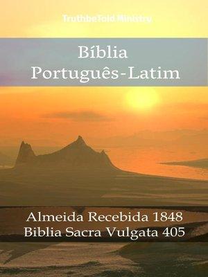 cover image of Bíblia Português-Latim